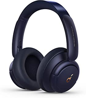 Soundcore by Anker Life Q30 Hybrid Active Noise Cancelling Headphones with Multiple Modes, Hi-Res Sound, Custom EQ via Ap...