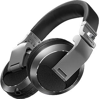Pioneer Pro DJ Silver, (HDJ-X7-S Professional DJ Headphone)