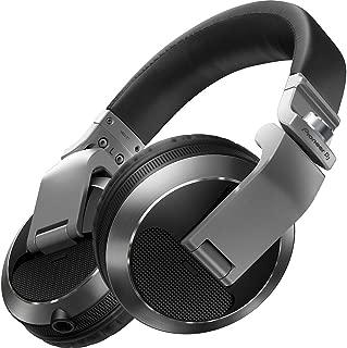 Pioneer Pro DJ, Silver, (HDJ-X7-S Professional DJ Headphone)