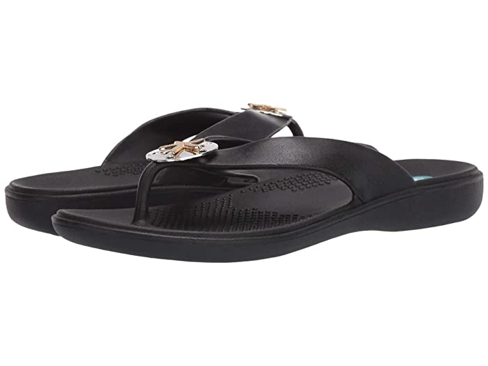 Oka-B Sandy (Licorice) Women's Shoes
