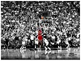 ysldtty Plakate und Drucke Michael Jordans 1998 Chicago