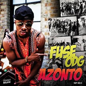 Azonto (feat. Tiffany) - EP