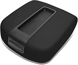 AutoPartClub Center Console Armrest Lid Cover for Tahoe, Suburban, Escalade 07-13 (Not just The Leather Part.The Whole armrest Cover is Included … (Black)
