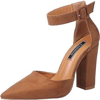 c26c280c79b150 Amazon.fr : Escarpins Bride Cheville - Chaussures femme / Chaussures ...
