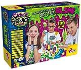 Lisciani Giochi- Crazy Science Il Laboratorio del Dottor Slime Gioco per Bambini, Single, Multicolore, 77496