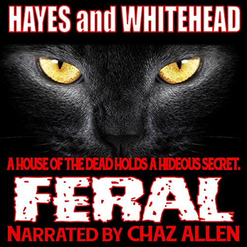 Feral     Linford Mystery Library              By:                                                                                                                                 Steve Hayes,                                                                                        David Whitehead                               Narrated by:                                                                                                                                 Chaz Allen                      Length: 3 hrs and 37 mins     1 rating     Overall 4.0