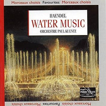 Haëndel : Water Music