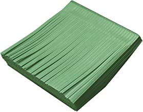 Twist-Ease Green Twist Ties - 4 3/4