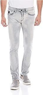 Buffalo ASH-X SLIM STRETCH Slim Jeans For Men - Grey 32