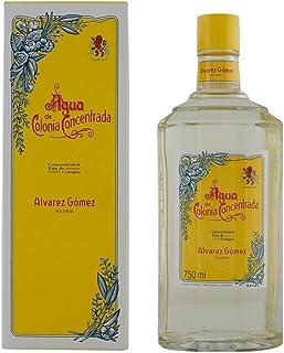 Alvarez Gómez Agua De Colonia Alvarez Gomez Frasco Cristal 750Ml 1 Unidad 750 g