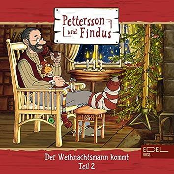 Folge 8: Der Weihnachtsmann kommt - Teil 2 (Das Original-Hörspiel zur TV-Serie)