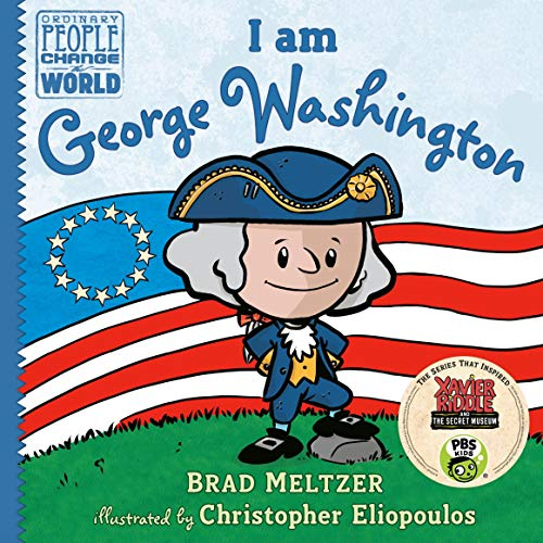 I Am George Washington cover art