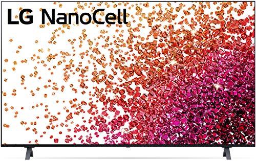 LG 50NANO75UPA Alexa Built-in NanoCell 75 Series 50' 4K Smart UHD NanoCell TV (2021)