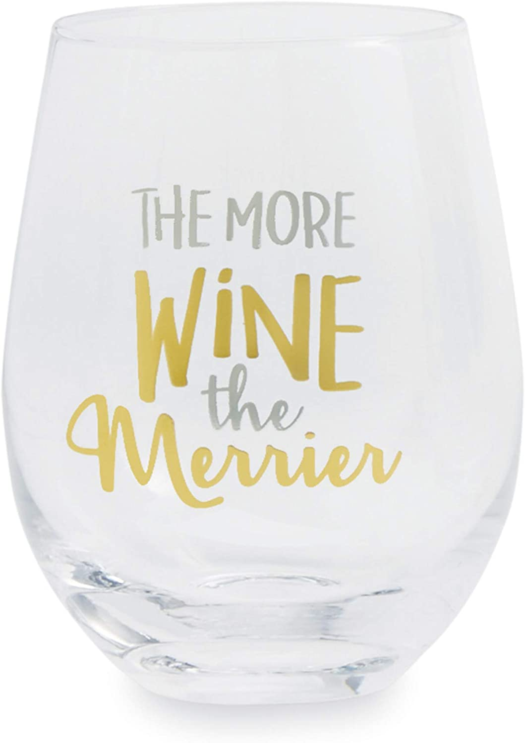 Mud Pie Wine Glass 16 oz Clear Low price ! Super beauty product restock quality top!