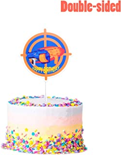 Best nerf cake toppers Reviews