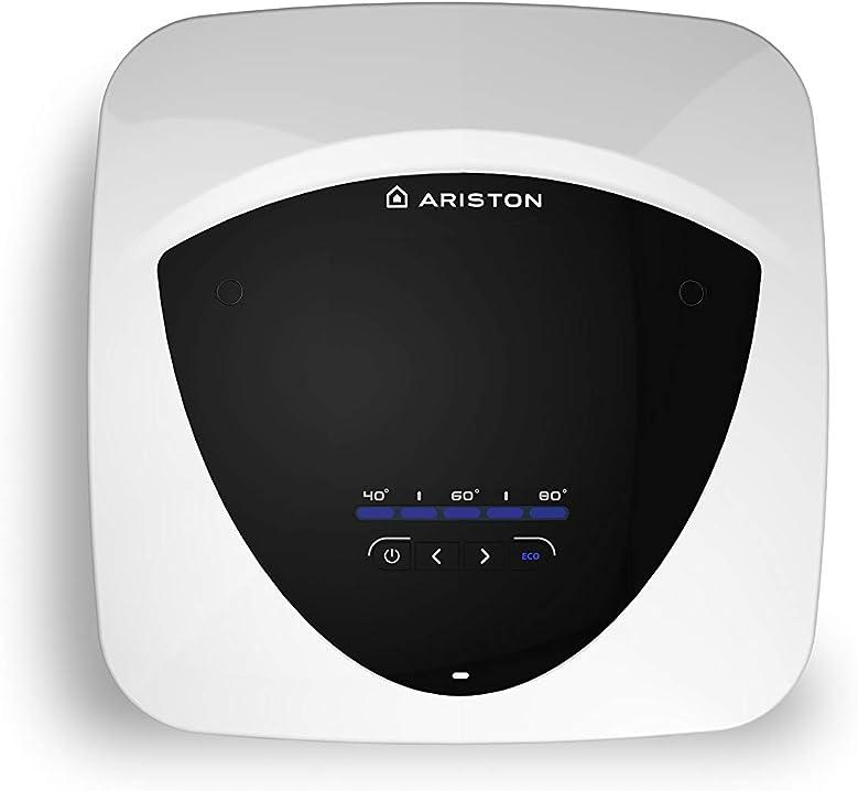 Scaldabagno elettrico ariston, 220 v, bianco, 30 litri [classe di efficienza energetica a] 3100353
