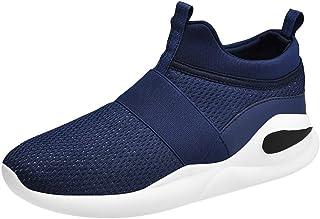 Oyedens Scarpe da Ginnastica Corsa Uomo Sportive Sneakers Scarpe Ginnastica Uomo Estive Scarpe Uomo Sportive Sneaker Trasp...