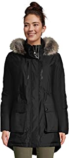Women's Expedition Waterproof Down Winter Parka with Faux...