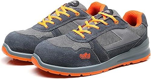 Bottes de travail Chaussures Chaussures Chaussures de travail, chaussures de travail, chaussures de travail légères et confortables pour hommes et femmes, chaussures de sécurité, chaussures de sécurité, chaussures de sécur eab