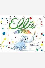 Ellie in Color Board book