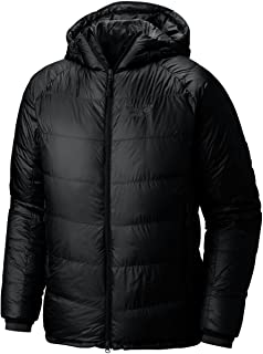 Mountain Hardwear Phantom Hooded Down Jacket - Black - Mens - XL