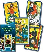 Dame Fortune's Wheel Tarot (English and Spanish Edition)