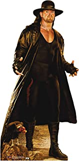Advanced Graphics The Undertaker Life Size Cardboard Cutout Standup - WWE