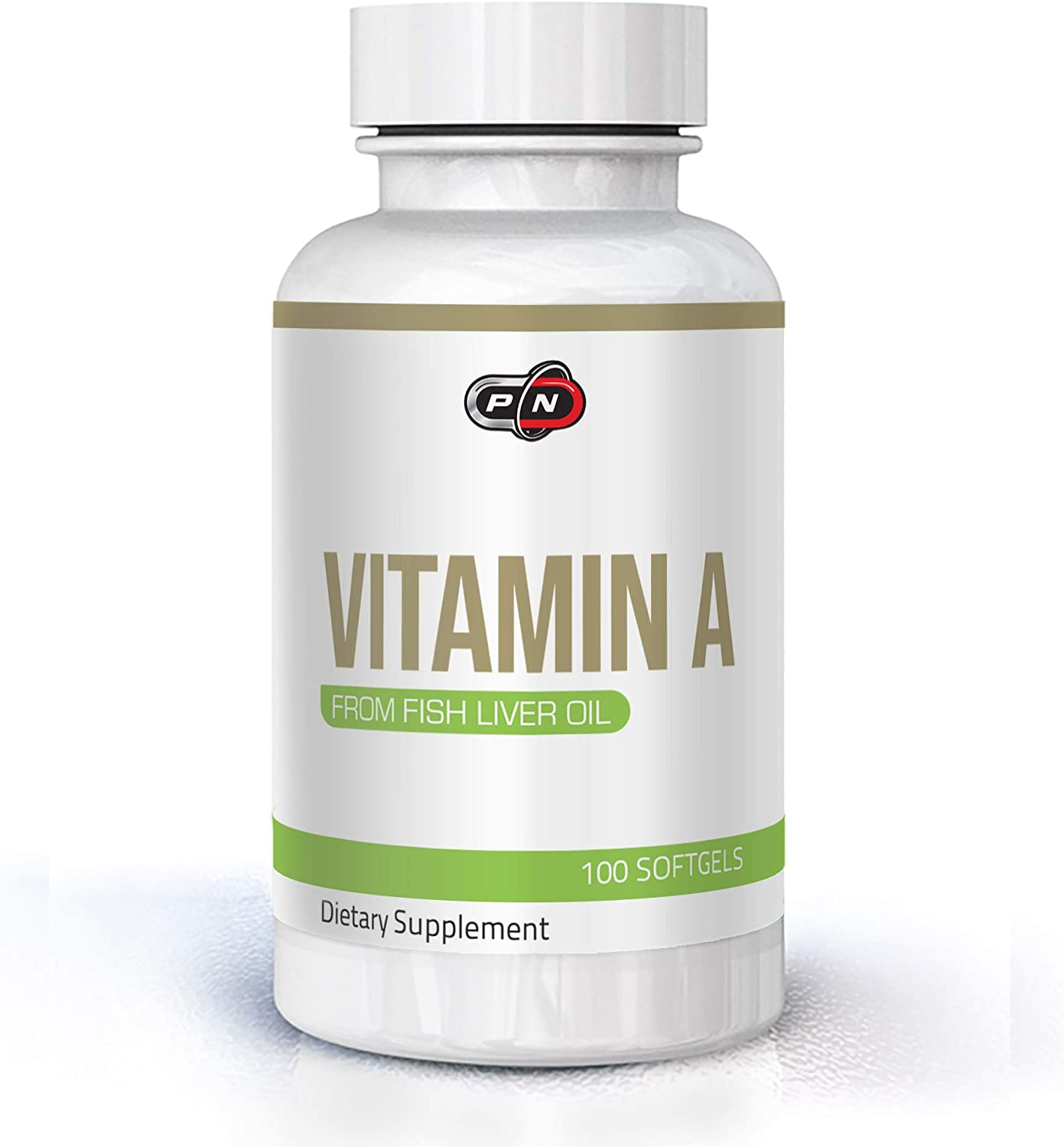 Pure Nutrition Vitamin A 10000 iu 35% OFF from Natural Liv famous mcg Fish 3000