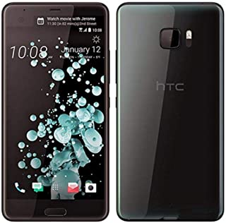 HTC U Ultra Single Sim- 64GB, 4GB, 4G LTE, Brilliant Black