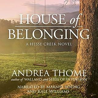 House of Belonging audiobook cover art