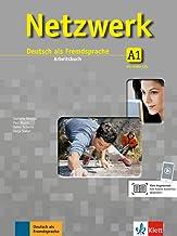 Netzwerk a1, libro de ejercicios + 2 cd: Deutsch als Fremdsprache: Vol. 1