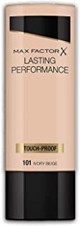 MAX FACTOR LASTING PERFORMANCE TOUCH-PROOF 101