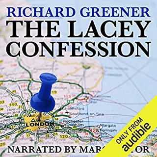 The Lacey Confession cover art