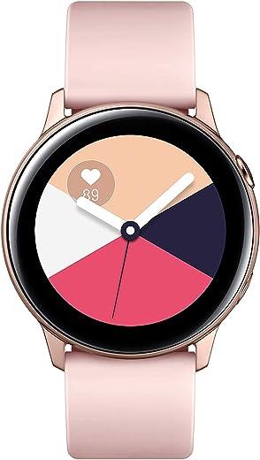 Samsung Electronics Galaxy Watch Active (40mm) Rose Gold - SM-R500NZDAXAR