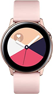 Samsung Galaxy Watch Active Reloj Inteligente Rosa Dorado SA