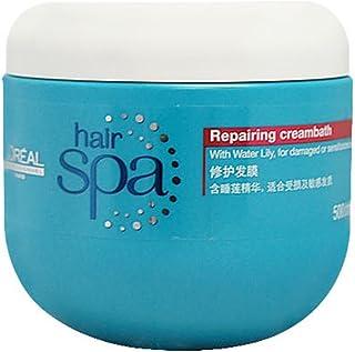 L'oreal Hair Spa Repairing Creambath for Very Damaged and Sensitized Hair 500 Ml.