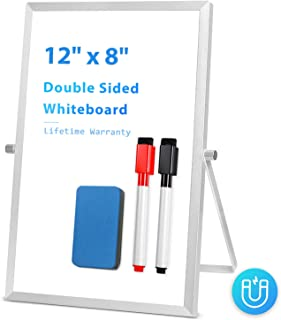 Small Desktop Dry Erase Board 12