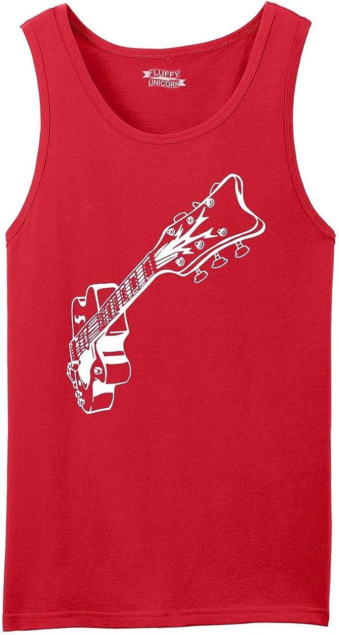 Comical Shirt Men's Guitar Bargain Tank Manufacturer regenerated product Top Graphic Tee