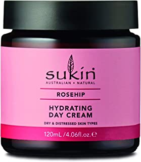 Sukin Rose Hip Hydrating Day Cream, 120ml