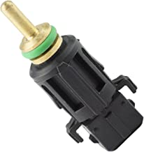 Bapmic 13621433077 Coolant Temperature Sensor Switch in Lower Radiator Hose for BMW E46 E90 E39 E60 E38 X3 X5 X6 Z4