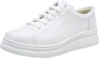 Camper Runner Up Womens White Natural Trainers