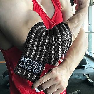 Paire Power Lifting coudes Bandage Bandage developpé couché Coude Musculation