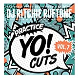 DJ Ritchie Ruftone Practice Yo! Cuts Vol 7 is perfect for your Numark PT01 Scratch or your Reloop Spin Portable Turntable