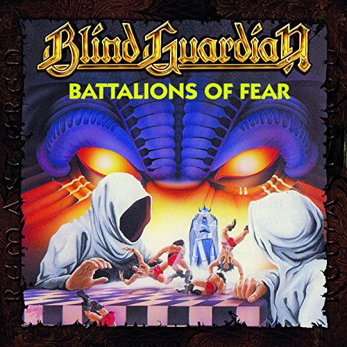 BATTALIONS OF FEAR [CD] (REISSUE)