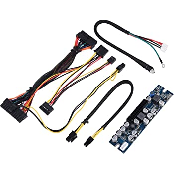 24Pin 12V DC Input 150W Output Professional Power Supply Switch Module for Mini//ITX PC//POS