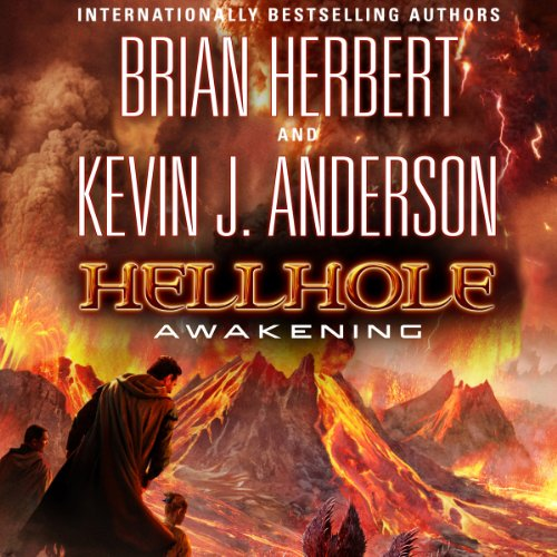 Hellhole: Awakening audiobook cover art