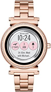 Access Sofie Touchscreen Smartwatch Powered with Wear OS by Google