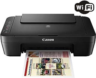 Impressora Multifuncional Pixma MG3010, Canon, 1, Preta
