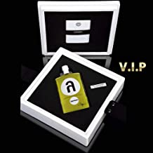 Lambda Ultra-Premium Extra Virgin Olive Oil   Bespoke White Gold Plated Edition   Healthy Luxury Olive Oil   A Corporate Gift Unlike Any Other   VIPs Gift Box   500ml