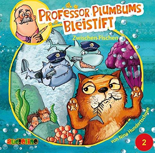 Professor Plumbums Bleistift (2): Zwischen Fischen